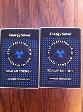 2 anti radiazioni scalare di ioni negativi energia, ADESIVI ANTI EMF