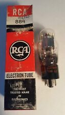 Vintage RCA 6Q5G/884 Vacuum Tube *New Old Stock* Money Back Guarantee!