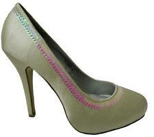 Unbranded Court Cuban Heels for Women