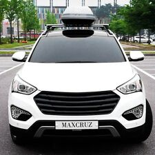 6 Bar Dress Up Radiator Grille for Hyundai Santa Fe XL 2013 2014 2015
