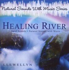 HEALING RIVER - NATURAL SOUNDS  LLEWELLYN CD
