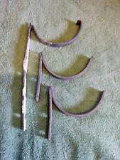 3 Metal Gutter Brackets