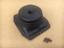 American Shifter 348713 45RFE Shifter 8 Trim Kit CHR Dual Shift Cap BLK Boot Ringed Knob for C9750
