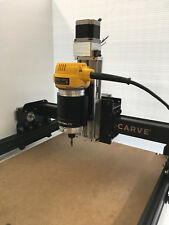 "Z AXIS CNC SLIDE ++ XCARVE ++ ** 6 "" TRAVEL** ++ ANTI-BACKLASH ++ X carve"