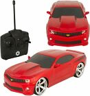 COPO Camaro Chevrolet 1:24 Scale Full Function R/C Car with Lights in Red NEW!