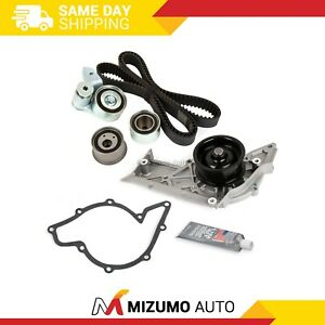 Timing Belt Kit Water Pump Fit 02-06 Audi A4 A6 Quattro 3.0L DOHC 30V AVK BGN