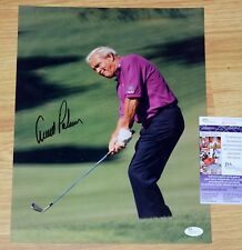 "ARNOLD PALMER Signed 11X16"" Photo #2 - Masters - JSA COA"
