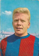 * CALCIO - Bologna 1966   - Haller Helmut ,tedesco trequartista e ala a Bologna