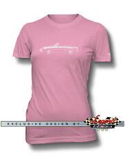 Alfa Romeo Spider Veloce 1970 - 1982 T-Shirt for Women - Multiple Colors & Sizes