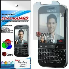 5 Film For BlackBerry Classic Protector Save Screen Display Films LCD