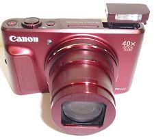 Canon PowerShot SX720 HS 20.3 Megapixel Digital Camera Red  Brand New