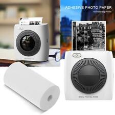 5 Rolle Fotopapier Aufkleber Drucker Adhesive Photo Paper Für Paperang Printer