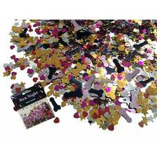 Willy Confetti Hen Night Party Table Scatter Sparkle Bride to Be Accessories