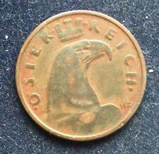 1 Groschen 1928 Österreich/Austria KM#2836