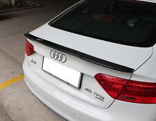 Audi A5 8T Abrisskante Sportback Carbon Spoiler Heckspoiler Heck S-Line S Line