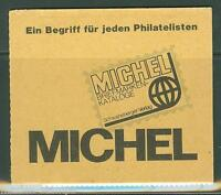 GERMANY BERLIN MICHEL# MH 8a COMPLETE UNEXPLODED BOOKLET MINT NH AS SHOWN