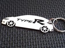 CIVIC TYPE R keyring HONDA FN2 VTEC UFO MUGEN S GT SE FK FN RHD emblem keychain