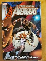 New Avengers v5 hardcover fair condition Brian Michael Bendis