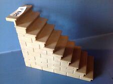 (D618.1) playmobil escaliers château 3666 3442 34453448 3455 3665 3450