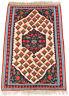 kurdischer Kelim 170 x 110 cm Orient Nomaden Teppich kilim tribal rug 1741