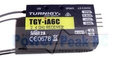 Turnigy iA6C mini PPM receiver 2.4Ghz 6 channel - Fits TGY-i6 radio transmitter