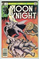 Moon Knight #6 April 1981 Vg Norem Cover, Sienkiewicz Art