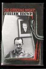 The Gibbering Night by Fredric Brown, Foreword by Joe Lansdale