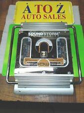 Sound Storm Laboratories M782 700 watt Amplifier 350W X2 5518