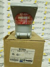 Appleton EFSR-2023 Receptacle Interlocked Switch *FREE SHIPPING*