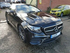 Mercedes-Benz E Class E400 AMG 4Matic Coupe 2017-2019 Panoramic Sunroof Glass