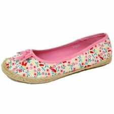 Chaussures à enfiler en toile pour fille de 2 à 16 ans