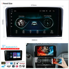 "9"" Android 9.1 For Mercedes Benz X164 W164 ML GL Car Stereo Radio GPS Navigation"