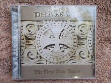 DELIVERANCE THE FIRST FOUR YEARS C.D. NEW