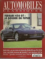 AUTOMOBILES CLASSIQUES 53 FERRARI 456 GT ATS 2500 GT CORD L29 LOTUS ESPRIT TURBO