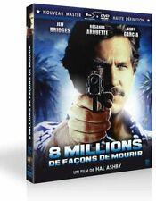 Blu Ray : 8 millions de façons de mourir - NEUF