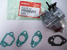 GENUINE BB62Z OEM 16100-Z0L-853 HONDA GCV160 CARBURETOR NEW & GASKETS