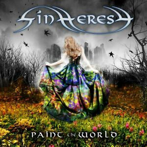 Sinheresy - Paint The World - CD DIGIPACK NEW