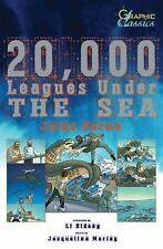 20,000 Leagues Under the Sea (Graphic Classics)-ExLibrary