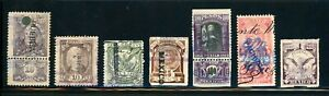 MEXICO EARLY Revenue Fiscal Assortment Lot #87 - SEE SCAN - $$$