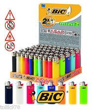 15 x Bic Mini Feuerzeuge bunt, J25 Reibradfeuerzeuge mit Kindersicherung NEU BIC