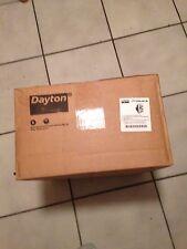 "Dayton Exhaust Fan, Shutter Mounted 10"""