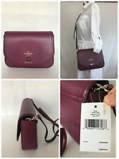 $249 NWT KATE SPADE KAILEY RIOJA PATTERSON DRIVE LEATHER SHOULDER CROSSBODY BAG