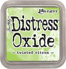 Ranger Twisted Citron Tim Holtz Oxide Distress Ink Pad TDO56294