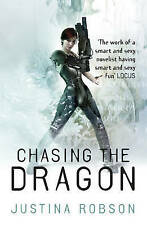Chasing the Dragon: Quantum Gravity Book Four, Robson, Justina, New Book