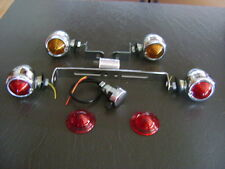 NOS  12 volt Turn signal turnsignal kit Honda Dream CA72 CA77 CB72 CB77 CB160
