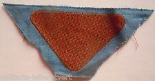 Insigne tissu BREVET SCOUT 1939/1940 France scouts  Scoutisme ORIGINAL patch 14