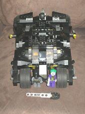 Official LEGO Batman & Joker Minifigures + Batmobile Tumbler from Set (7888)