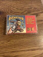 The Rocketeer 3-D Comic Cassette 1991 Disney Audio Entertainment 60720-4