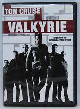 Valkyrie - DVD - Tom Cruise, by Bryan Singer