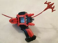 Beyblade Driger Shooter Launcher with Electronic Screen Made by Hasbro 2001